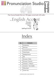 Listen to each of the sounds from the international phonetic alphabet. Free Pronunciation Course Download E Book And English Accent