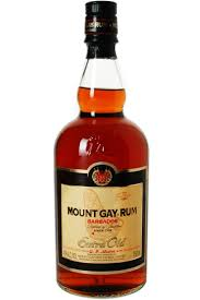 Mt gay extra-extra old rum