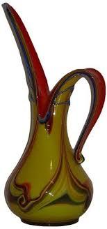 Decorative Pitchers Duovlo 100 High Antique Rustic Style Ceramic Flower Vase Decorative 43