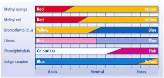 Phenolphthalein Indicator Chart Www Bedowntowndaytona Com