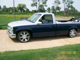 1992 Chevrolet C/K 1500 Series - Information and photos - MOMENTcar