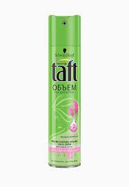 <b>Лак для волос</b> Taft Senso-Touch Объем очень <b>сильная</b> фиксация ...