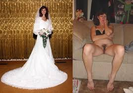 Sexy amateur bride compilation
