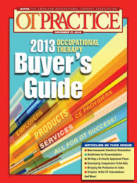 Ot Practice December 17 Issue Occupational Therapy Physical Therapy