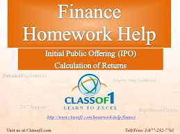 expected rate of return finance homework help by classof com  expected rate of return finance homework help by classof1 com