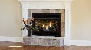 image of ventless gas fireplace insert coal