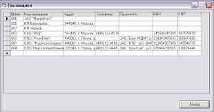 База данных Магазин мобильных новинок АРМ менеджера торговой  лабораторная работа по програмированию