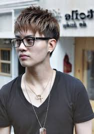 Korean Hair Style Boys cool and simple korean hairstyles for boys update your look with 8816 by wearticles.com
