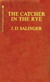 file catcher in the rye red cover jpg