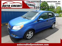 Used 2010 Chevrolet Aveo For Sale | Jamestown NY