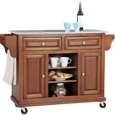 Granite Top Kitchen Cart Wildon Home Ar Kitchen Island With Granite Top Reviews Wayfair