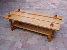 Craftsman Style Coffee Table Craftsman Coffee Table Plans Woodarchivist By Luxury Home 2 Thippo