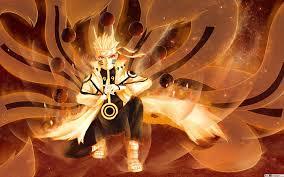 Naruto Shippuden - Naruto Uzumaki Nine ...