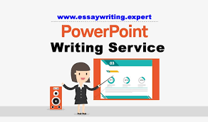 PowerPoint presentation writing service - Expert Writers