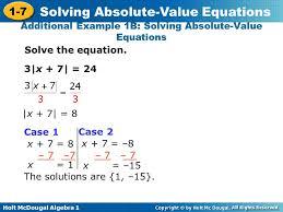 solve equation absolute value calculator jennarocca
