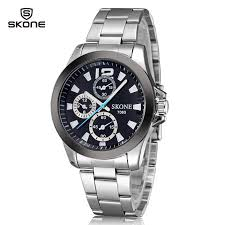 fashion cool sport boys watches men luxury brand stainless steel fashion cool sport boys watches men luxury brand stainless steel band black face small dial decoration top quality quartz mens wrist watch man wrist watch