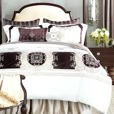 asian bedding sets embroidery oriental bedding sets king queen size bed set duvet cover set whole asian bedding sets