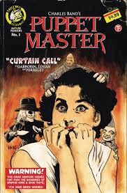 puppet master curtain call 1 variant cover by roberthack