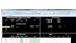 Cash Flow Calculation Excel Cashflow 101 202 Excel Spreadsheets Downloads Casiniservice