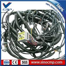 sk e sk e kobelco excavator external wiring harness cmp sk200 6e sk230 6e kobelco excavator external wiring harness