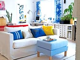 Tropical Living Room Furniture Blue Living Room Decor And Furniture Color Zeevolve September By