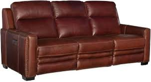 leather power reclining sofa aviator rust leather power reclining sofa with power headrest and power lumbar leather power reclining
