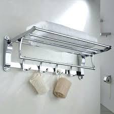 bath towel hanger. Bath Towel Holder. Gorgeous Hanger Bathroom Racks With Suitable Behind The Door L