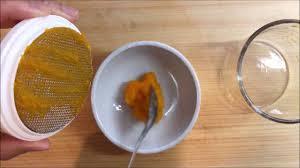 ăn dặm kiểu nhật , cách chế biến rau củ 5-6 tháng tuổi - YouTube