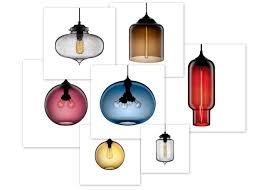 contemporary glass pendant lighting by jeremy pyles for niche modern home design decor ideas blown glass lighting pendants