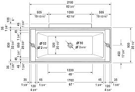bathtubs idea amusing standard tub dimensions