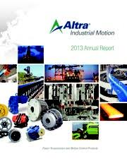 Altra Industrial Motion Catalogues - Tecnica Industriale Srl