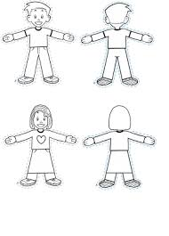 Flat Stanley Printable Flat Stanley And Girl Flat Ella Free Printable Paper Doll