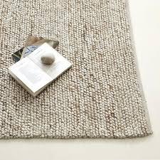 jute boucle rug wool rugs mini pebble wool jute rug west elm west elm jute boucle rug platinum