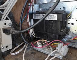 dometic dm rv refrigerator repair faulty electric heater element dm2652lbx control board area