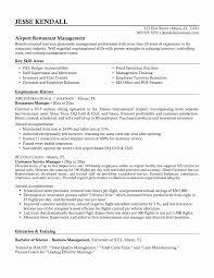 Bank Reconciliation Resume Sample Unique Senior Accountant Resume