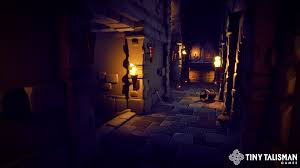 Dungeon Lighting Stylized Dungeon Pack By Tiny Talisman Games In Environments