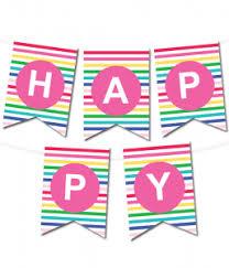 Printable <b>Banners</b> - Make Your Own <b>Banners</b> With Our Printable ...