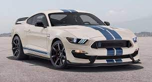 2020 Ford Mustang Shelby Gt350 Gt350r Get Heritage Edition Package Ford Shelby Mustang Shelby Ford Mustang Shelby
