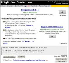 top online plagiarism checkers that really work in addition to the search box displayed on the homepage you can check a webpage by clicking the second link on the top it is exclusively designed for