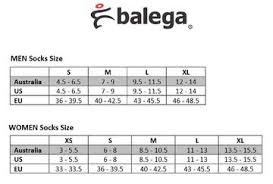 Balega Socks Size Chart Balega Socks Size Chart Best Picture Of Chart Anyimage Org