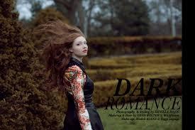 wildflower makeup dark romance