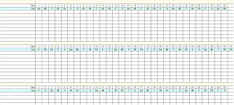 Employee Vacation Tracker Excel Template Elegant Leave