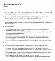 Partnership Proposal Samples 14 Sample Partnership Proposal Template Cover Letter