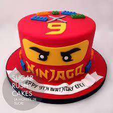 Ninjago Efe Cake For 8 #legocake | Lego birthday cake, Ninjago cakes, Ninja  birthday cake