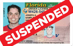Your Attorneys Suspended Is Florida License Driver's Accident