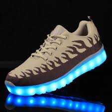 Light Up Sneakers For Adults Rechargeable Adults Luminous Light Up Led Shoes With Remote Control Buy Led Shoes With Remote Control Led Light Up Shoes Adults Led Shoes Product On