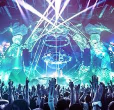 Formerly know as the detroit electronic music festival, or demf, the weekend dance party features over 100 internationall and nationally celebr. 900 Electronic Music Festivals Ideas Electronic Music Festival Music Festival Electronic Music