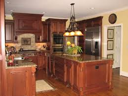 plain cherry cabinets kitchen wall color and more on ideas mix