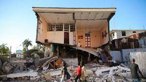 "Haiti earthquake: ""We are not immune to ..."