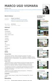 architect resume format project architect resume example cosas de arquitectos